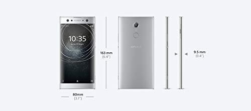 Sony Xperia XA2 Ultra Smartphone (15,2 cm (6 Zoll) Full HD Display, 32 GB Speicher, 4 GB RAM, Android 8.0) Schwarz - Deutsche Version