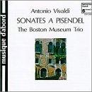 Vivaldi: Sonates a Pisendel