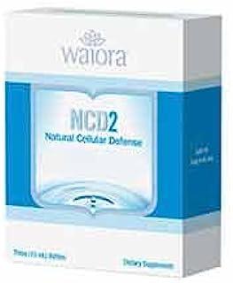 3 (Glass) Bottles of Waiora NCD2 3(15ml)