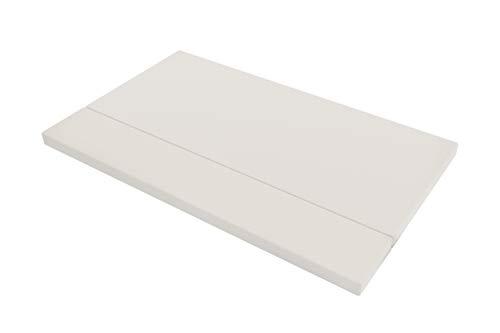 ComfortBaby ® teilbare Matratze für Beistellbett, ca. 90x40 cm // ca. 90x55 cm