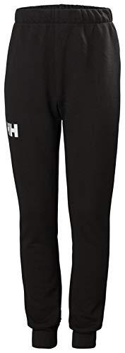 Helly Hansen Kinder Hh Logo Trägerhose, Black, 8