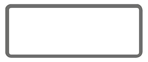 AVERY Zweckform 6919 fälschungssichere Inventaretiketten (extrem stark selbstklebend, Kleinformat, 50x20 mm, 50 Aufkleber auf 10 Blatt) weiß/schwarz