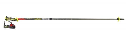 LEKI Alpin Skistöcke Venom Vario S (Länge: 110-140 cm variabel)