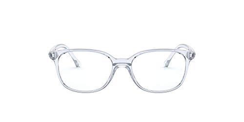 Gafas de Vista Ray-Ban RY 1900 JUNIOR Transparent Light Blue 45/15/125 juvenil