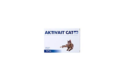 Vetplus Aktivait Katze - 60 Kapseln
