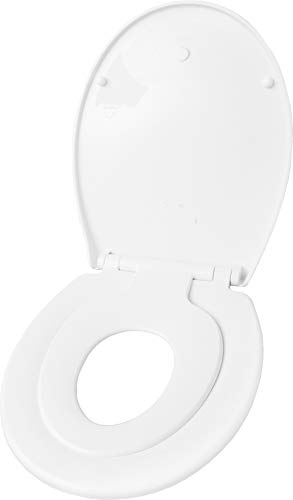 Cornat toiletbril Family Neo wit/wc-bril, wc-bril, kindertoiletbril, soft-close Duroplast, KSFAMN00