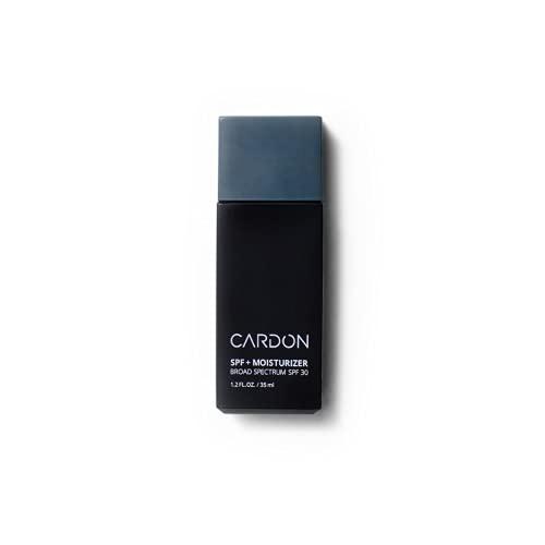 Cardon Men's Face Sunscreen SPF30 | Lightweight Oil-Free SPF Moisturizer Face Lotion for Men and Women| Reef-Safe Korean Sunscreen | Vitamin E Cactus Extract (1 Bottle - 35ml)