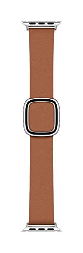 Apple Watch Modern Buckle (40mm) - Saddle Brown - Large