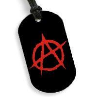 Kdomania Plaque G.I. Anarchie
