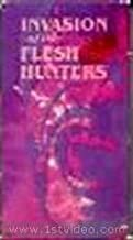 Invasion of the Flesh Hunters VHS
