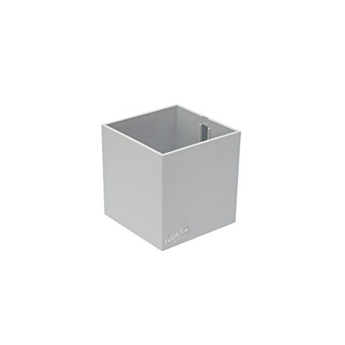 KalaMitica Cubo, Maceta Magnética, Ø 9 cm, Hielo