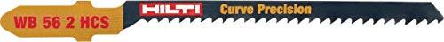 Hilti Hoja sierra calar WB 56 2 HCS (25), 25 Piezas, 2154912