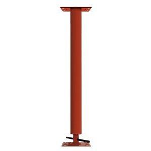 Tel-O-Post Adjustable Steel Building Column 4'- Size Range 6'-6'4' 11(Ga)