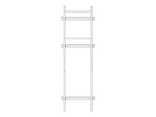 promethean APTFSBB400 - Montagecomponent (vloersteun) voor interactief whiteboard - gepoedercoat staal - wit RAL 9003 - standaard monteerbaar :: (Projectoren > Interactieve whiteboards)