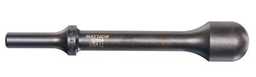 Mayhew Tools 32004 Pneumatic Ball Peen Hammer, 6-Inch Overall Length, Black Oxide Finish