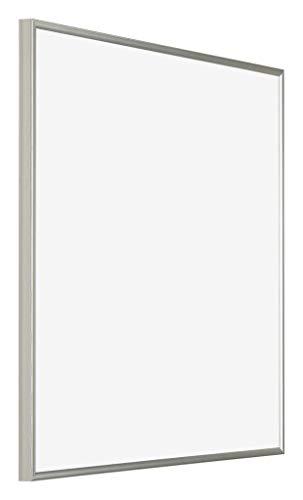 yd. Your Decoration - 50x50 cm - Bilderrahmen von Kunststoff mit Acrylglas - Ausgezeichneter Qualität - Champagner - Antireflex - Fotorahmen - Evry.