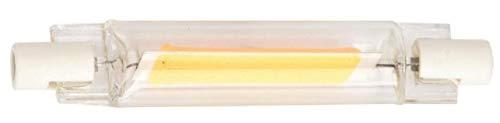 Sylvania R7S LED 78mm Stablampe FILAMENT- LED Halogen Ersatz (470 lm, Lichtfarbe: 2700 K), LED Leuchtmittel warmweiß [Energieklasse A++] (1 Lampe) NICHT DIMMBAR