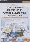 Die große Office-Vorlagen Sammlung [import allemand]