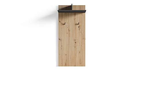 Homexperts Benno - Panel de Pared (melamina, 60 x 136 x 27