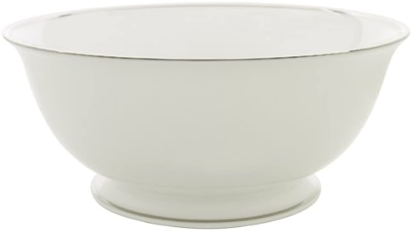 Lenox Federal Platinum Bone China Serving Bowl