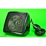 "2.75"" Wedge Style External CB Speaker with Swival Bracket - Workman K8"