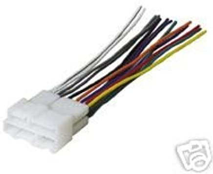 amazon com: stereo wire harness pontiac sunfire 97 98 99 (car radio wiring  installation p : automotive