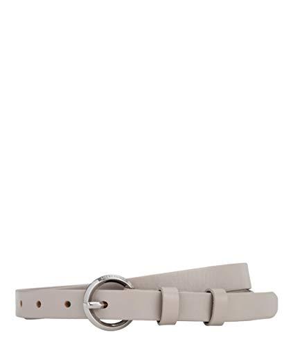 Liebeskind Damen Essential Belt07E9 Gürtel, Grau (String Grey 9110), 6651 (Herstellergröße: 95)