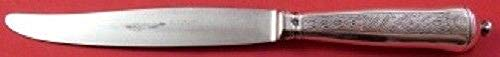 Soubise By Puiforcat Sterling Silver Regular Knife w/Cannon Handle 8 1/4""