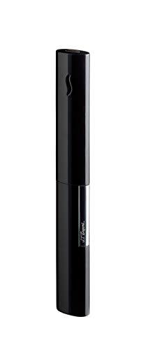 S.T.Dupont D-024005 - Accendino a bacchetta, colore: Nero/Cromo