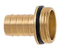 Siena Garden '571756 1/3 verschraubung avec wulst und Joint torique 1,9 cm (0,75 Zoll) Laiton