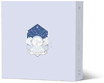 Off The Record Entertainment IZ*ONE IZONE - 1st CONCERT IN SEOUL EYES ON ME DVD+póster plegado+juego de tarjetas extra