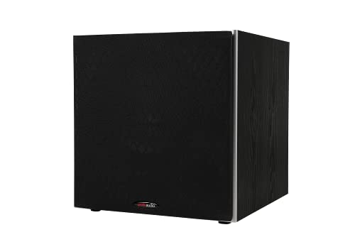 Polk PSW10e Active Subwoofer, 10 Inch Powered Subwoofer, Power Port...