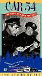 Car 54 Where Are You - Volume 8: Christmas at the 53rd/ The Sacrifice VHS