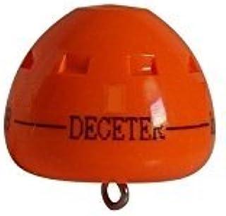 浮動ウキ DECETER(ディセター) オレンジ Sサイズ 5番
