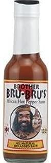 Brother Bru Bru's African Hot Sauce (6x5oz) by Brother Bru Bru's