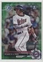 Ricardo De La Torre #79/99 (Baseball Card) 2017 Bowman Draft - Chrome - Green Refractor #BDC-190