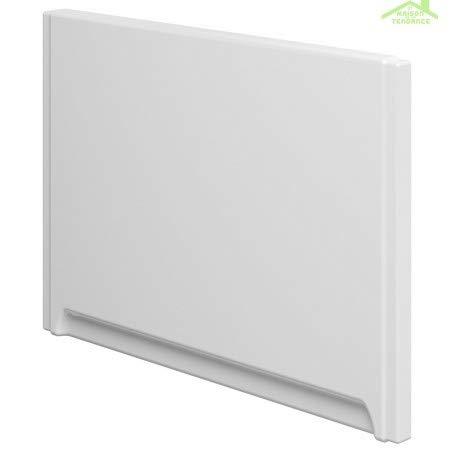 RiHO Badewannenschürze, seitlich, Universal, aus Acryl, Weiß, 90x57 cm