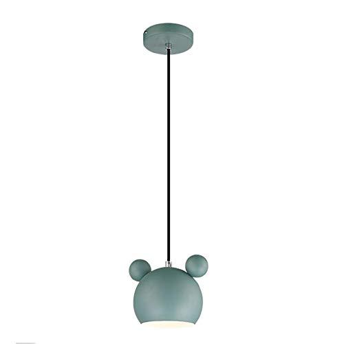 LED Modern Hängelampe Pendellampe ,15 cm Durchmesser * 13,1 cm Höhe Höhenverstellbar, Hochwertigem Innen Dekoration Hängelampe, Schön...