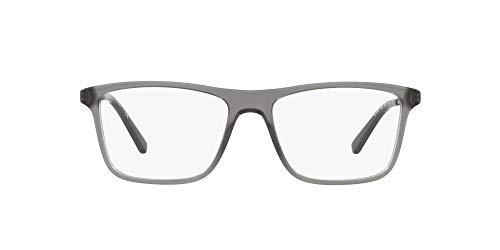 Ralph Lauren 0RL6181 Monturas de gafas, Transparente Grey Vintage Effect, 54 para Hombre