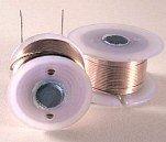 M&orf Mcoil Stiftkern Spule P50 | Induktivität (mH): 5,6 | RDC (Ohm): 2,41 | Körper: 3020