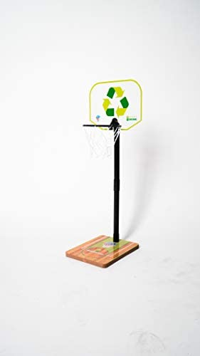 The Dunk Collection Document Dunk-The Trash Can Basketball Hoop for Office All-Stars (ECO)