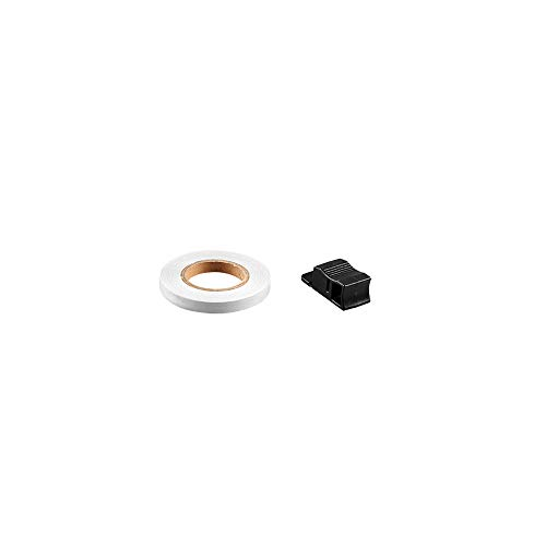 TUN'R Autocollant Liseret Argent 7mm (6m) pour Jante/carrosserie + Outil applicateur