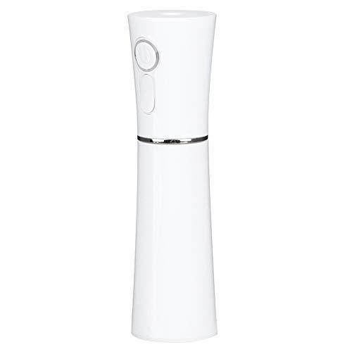 Uxsiya Humidificador rociador de Niebla portátil fácil de Usar humidificador silencioso humidificador Facial para el hogar, la Oficina(Ángel Blanco, Tipo de Torre Inclinada de Pisa)