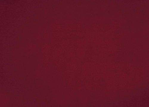 Mayer Sitzmöbel Barhocker Tresenhocker WAVE  Aus Echtleder mit Chromstgestell   Rot
