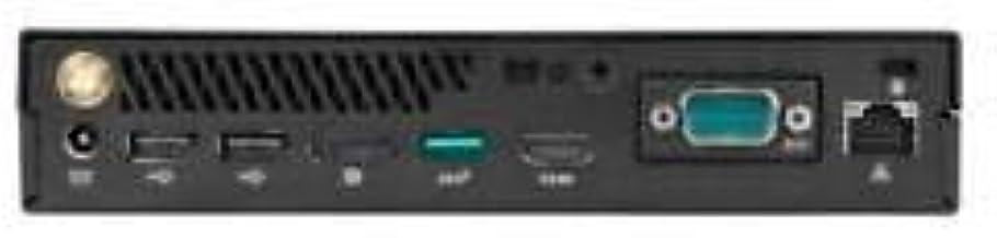 ASUS Mini-PC Desktop Computer - Intel Core i3-8100T 3.10 GHz, 4 GB DDR4, 500 GB HDD, Windows 10 Pro 64-Bit - PB60-B3094ZD