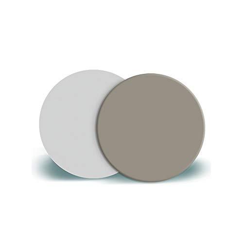 Sait 87203 DP-BLITZ AW Selbstklebende Scheiben, 32mm Durchmesser, 3000 Körnung, 100 Stück