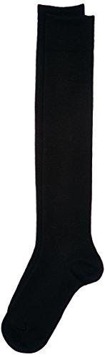 DIM Lana caballero alto x 1 Calcetines cortos, Hombre, Negro, 39/42 (Tamaño del fabricante:39/42)