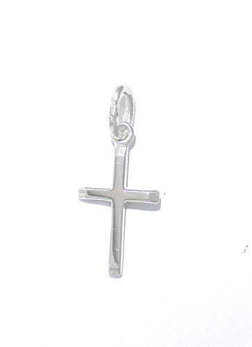 Kleines, schmales Kreuz aus 925 Silber