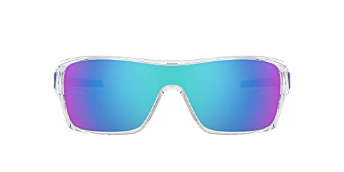 Oakley 0OO9307 Gafas de sol, Polished Clear, 40 para Hombre