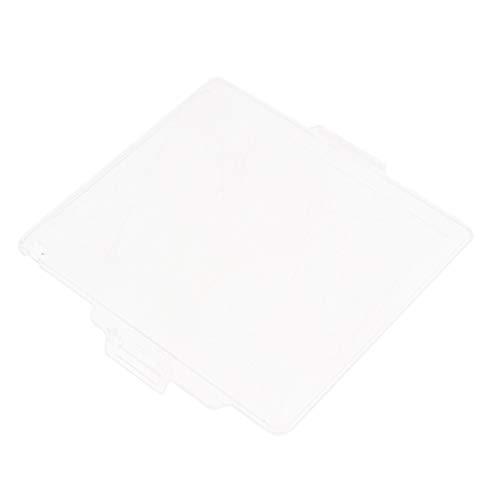 IPOTCH Protector de Pantalla LCD Duro a Presión BM10 para D90 SLR